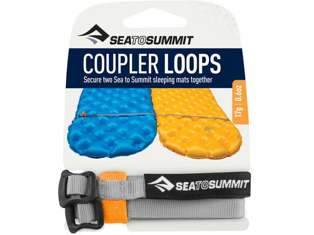 Sea to Summit Mat Coupler Kit Strop, grå